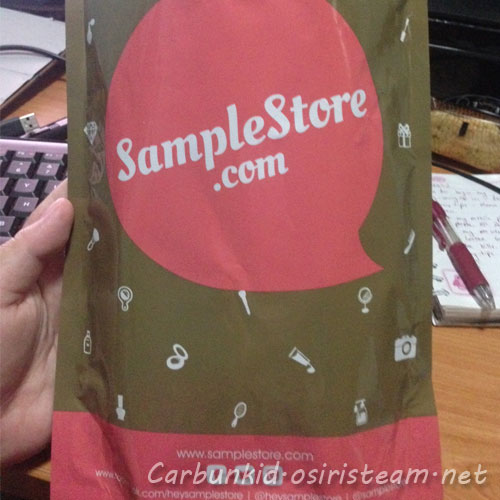 Samplestore-package